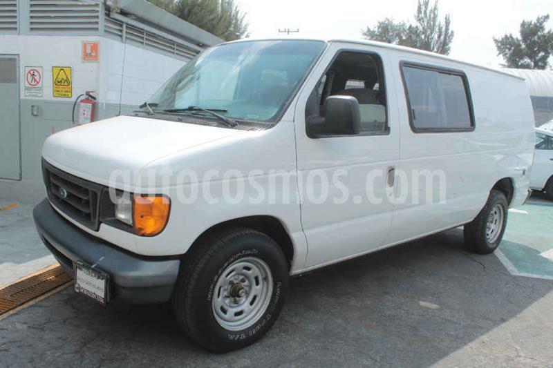 Ford Econoline E-150 Van 4.6L V8 (Carga) usado (2006) color Blanco precio $95,000