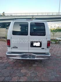 Ford Econoline E-350 Wagon 5.4L V8 (15 Pasajeros) usado (2005) color Blanco precio $120,000