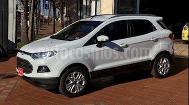 Foto venta Auto usado Ford EcoSport - (2014) color Blanco precio $408.000