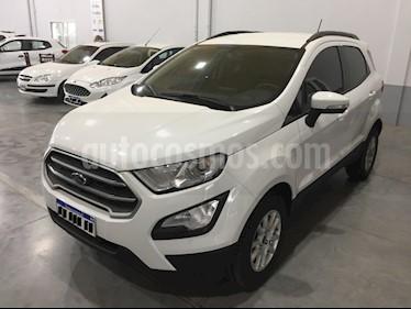 Ford EcoSport - usado (2019) color Blanco precio $890.000