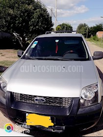 Foto venta Auto usado Ford EcoSport 1.4L 4x2 XLS TDCI (2006) color Gris precio $120.000