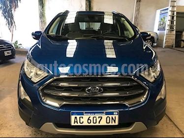 Foto venta Auto usado Ford EcoSport 1.5 S TDi (2018) color Azul precio $750.000