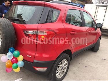 Ford Ecosport 1.5L SE Diesel usado (2016) color Rojo Solido precio $7.800.000
