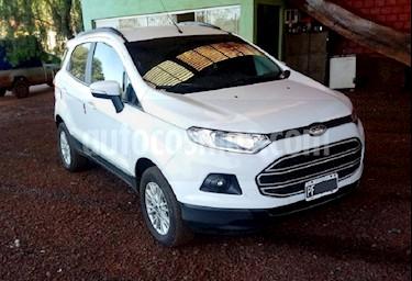 Foto venta Auto Usado Ford EcoSport 1.5L SE TDi (2015) color Blanco Marfil