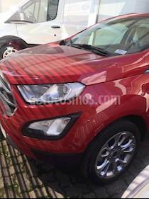 Foto venta Auto usado Ford EcoSport 1.5L SE TDi (2019) color Rojo Bari precio $665.000
