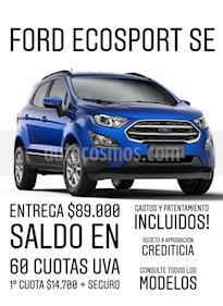 Foto venta Auto usado Ford EcoSport 1.5L SE TDi (2019) precio $89.000