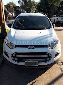 Foto venta Auto usado Ford EcoSport 1.5L SE TDi (2014) color Blanco precio $365.000