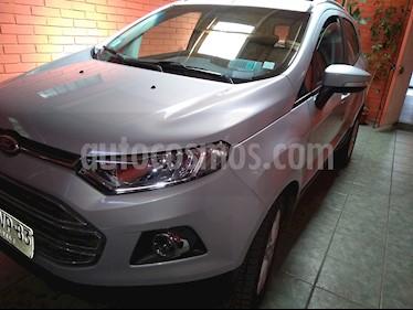 Ford Ecosport 1.5L SE Titanium usado (2014) color Plata precio $6.600.000