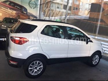 Ford Ecosport 1.5L SE usado (2018) color Blanco precio $9.500.000
