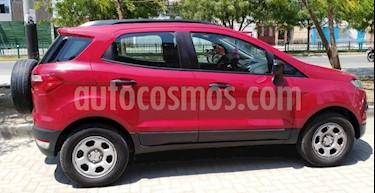 Ford Ecosport 1.5L SE usado (2013) color Rojo precio u$s11,000