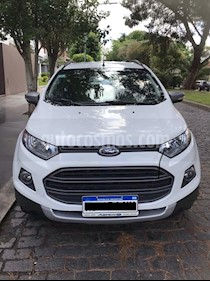 Foto venta Auto usado Ford EcoSport 1.6L 4x2 Freestyle  (2017) color Blanco precio $505.000