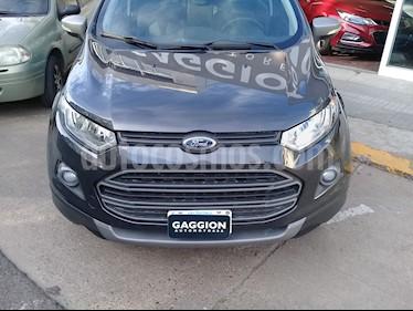 Foto venta Auto Usado Ford EcoSport 1.6L 4x2 Freestyle  (2013) color Acero