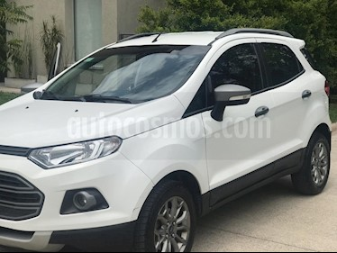 Foto Ford EcoSport 1.6L 4x2 Freestyle  usado (2015) color Blanco precio $380.000