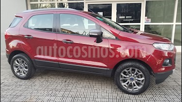 Ford EcoSport 1.6L 4x2 Freestyle  usado (2015) color Rojo precio $547.000