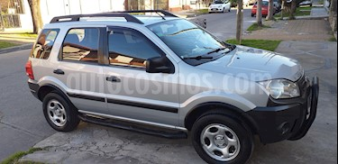 Ford EcoSport 1.6L 4x2 XL Plus usado (2012) color Gris precio $319.000