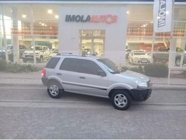 Foto venta Auto usado Ford EcoSport 1.6L 4x2 XL Plus  (2009) color Plata Metalico precio $230.000