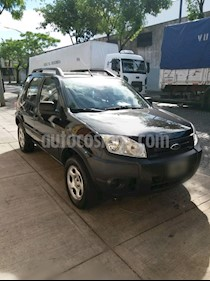 Foto venta Auto Usado Ford EcoSport 1.6L 4x2 XL Plus  (2010) color Negro Ebony precio $280.000