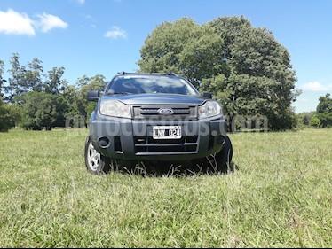 Foto venta Auto usado Ford EcoSport 1.6L 4x2 XL Plus (2012) color Azul Oceano precio $260.000