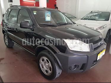 Foto venta Auto Usado Ford EcoSport 1.6L 4x2 XL Plus  (2009) color Negro precio $210.000