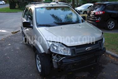 Foto venta Auto usado Ford EcoSport 1.6L 4x2 XL Plus  (2008) color Gris precio $140.000