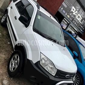 Ford EcoSport 1.6L 4x2 XL Plus  usado (2012) color Blanco precio $360.000