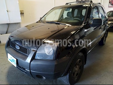 foto Ford EcoSport 1.6L 4x2 XLS Plus usado (2007) color Negro Ebony precio $230.000