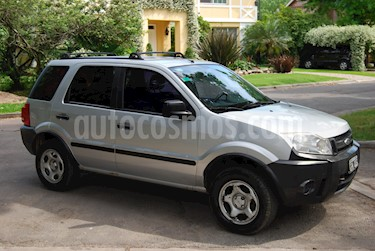 Foto Ford EcoSport 1.6L 4x2 XLS  usado (2007) color Gris precio $210.000