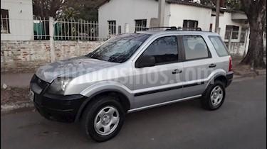 Foto venta Auto usado Ford EcoSport 1.6L 4x2 XLS  (2005) color Gris Plata  precio $198.000