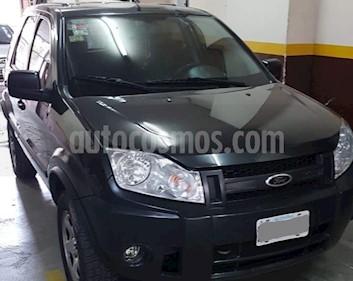 Foto venta Auto usado Ford EcoSport 1.6L 4x2 XLS  (2010) color Gris Grafito precio $249.900