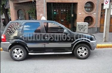 Foto venta Auto usado Ford EcoSport 1.6L 4x2 XLS   (2006) color Negro precio $150.000