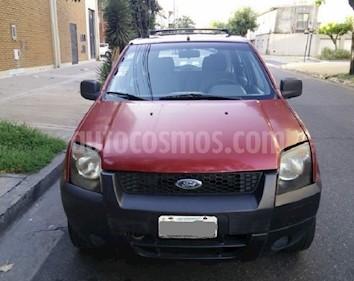 Foto venta Auto usado Ford EcoSport 1.6L 4x2 XLS  (2005) color Bordo precio $145.500