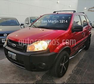 Foto venta Auto usado Ford EcoSport 1.6L 4x2 XLS  (2009) color Rojo Matador  precio $285.000