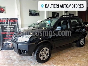 Ford EcoSport 1.6L 4x2 XLS  usado (2010) color Negro precio $349.000