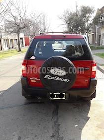 Foto venta Auto usado Ford EcoSport 1.6L 4x2 XLS  (2005) color Rojo Vivo precio $165.000