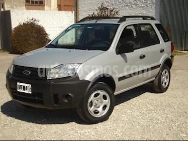 Foto venta Auto usado Ford EcoSport 1.6L 4x2 XLS  (2012) color Gris Claro precio $215.000