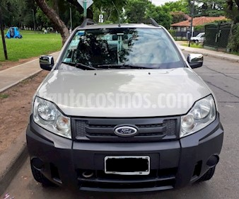 Foto venta Auto usado Ford EcoSport 1.6L 4x2 XLS (2012) color Plata precio $280.000