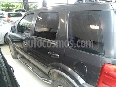 Foto venta Auto Usado Ford EcoSport 1.6L 4x2 XLS  (2009) color Negro precio $185.000
