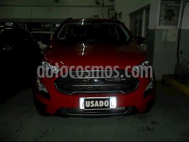 foto Ford EcoSport 1.6L 4x2 XLT Freestyle usado (2019) color Rojo Bari precio $884.000