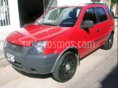 Foto venta Auto usado Ford EcoSport 1.6L 4x2 XLT (2006) color Rojo