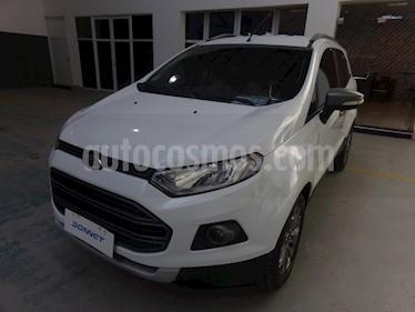 Foto venta Auto usado Ford EcoSport 1.6L Freestyle (2013) color Blanco Oxford precio $366.000