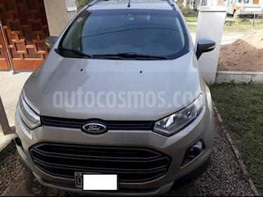 foto Ford EcoSport 1.6L Freestyle usado (2014) color Gris precio $390.000