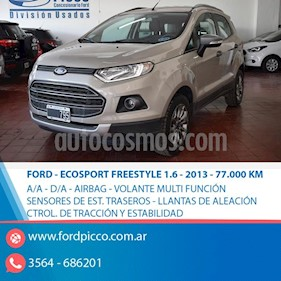 Foto Ford EcoSport 1.6L Freestyle usado (2013) color Beige