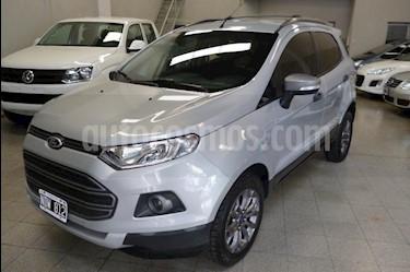 Foto venta Auto usado Ford EcoSport 1.6L Freestyle (2014) color Gris Claro precio $420.000
