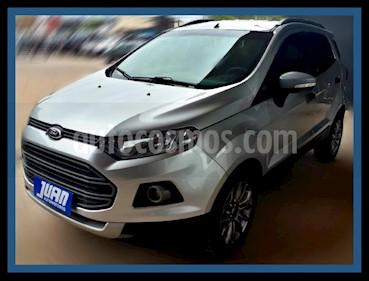 Foto venta Auto usado Ford EcoSport 1.6L Freestyle (2015) color Gris Claro precio $557.000