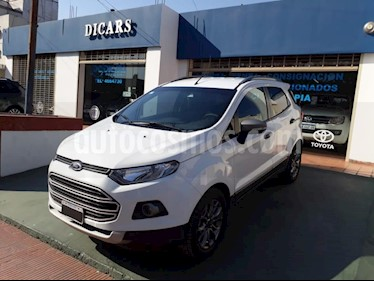 Foto Ford EcoSport 1.6L Freestyle usado (2013) color Blanco precio $465.000