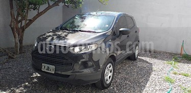 Foto venta Auto usado Ford EcoSport 1.6L S (2013) color Gris Oscuro precio $340.000