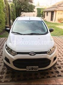 Foto venta Auto usado Ford EcoSport 1.6L S (2014) color Blanco precio $400.000