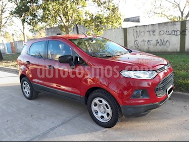 Ford EcoSport 1.6L S usado (2013) color Rojo