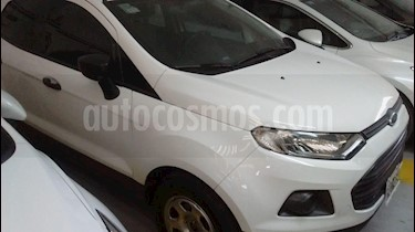 Foto venta Auto usado Ford EcoSport 1.6L S (2016) color Blanco Oxford precio $368.000