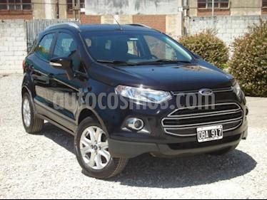 Foto venta Auto usado Ford EcoSport 1.6L S (2014) color Negro precio $220.000
